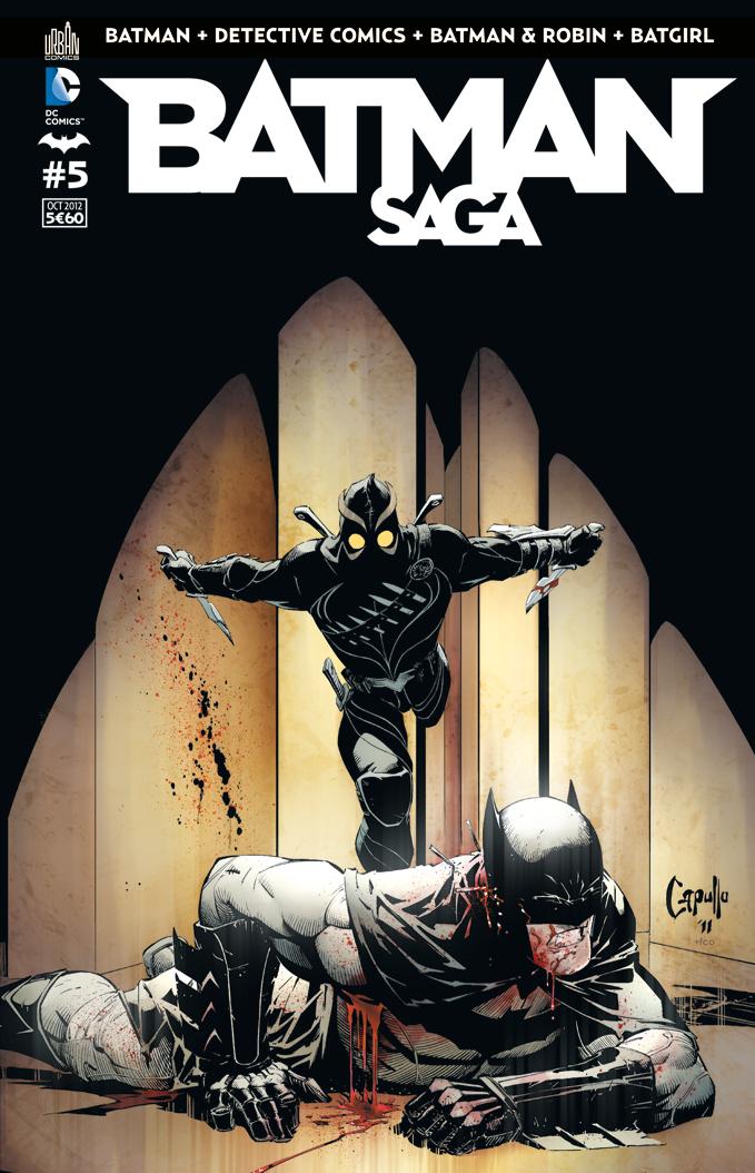 Batman Saga #5