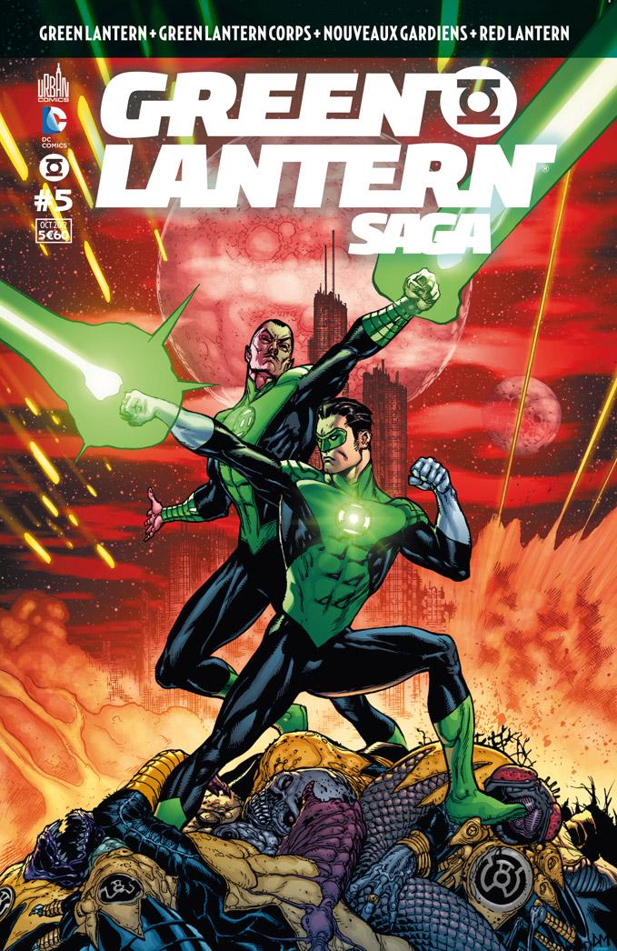 Green Lantern Saga #5