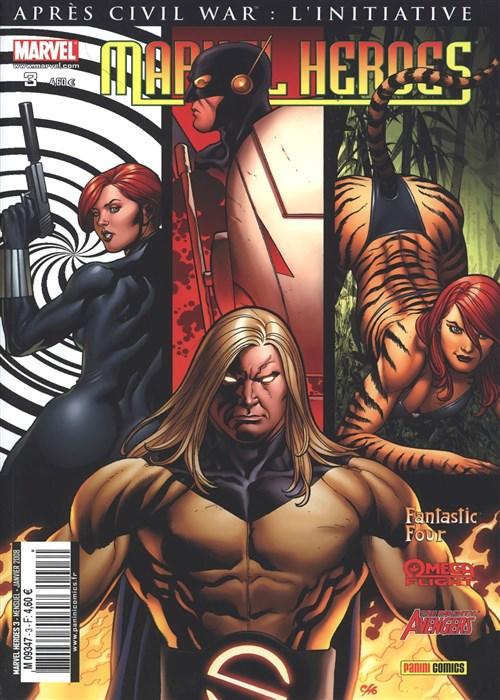 Marvel Heroes 03