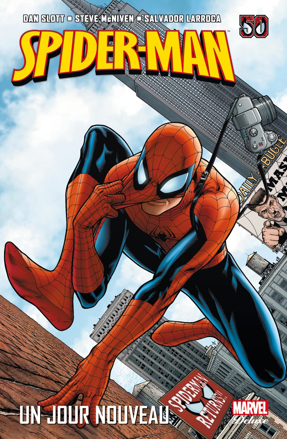 Spider-Man 1 - Un jour nouveau