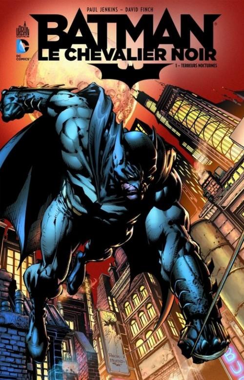 Batman: le Chevalier Noir Tome 1