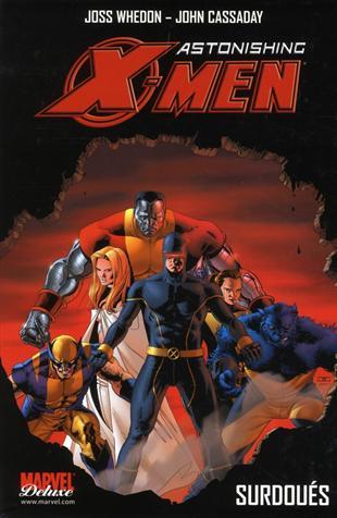 Astonishing X-Men 01 : Surdoués
