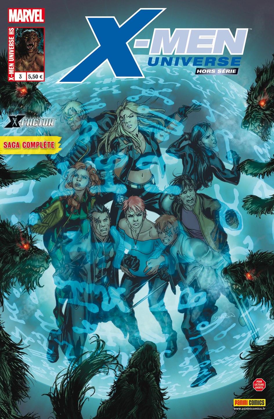 X-MEN UNIVERSE  HORS SÉRIE 3