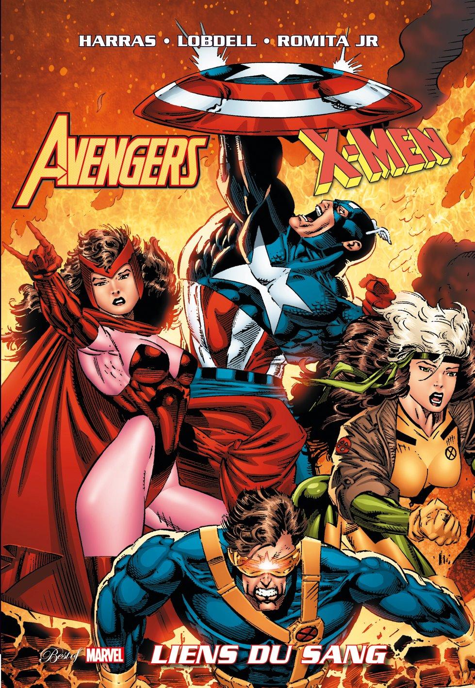 AVENGERS/X-MEN – LIENS DU SANG
