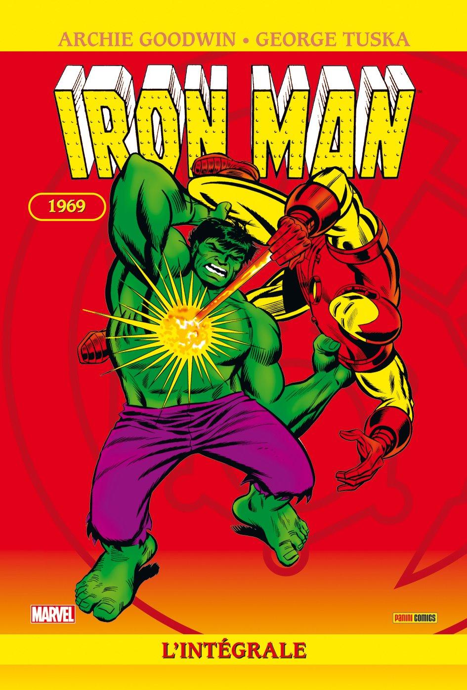 Iron Man l'Intégrale 1969