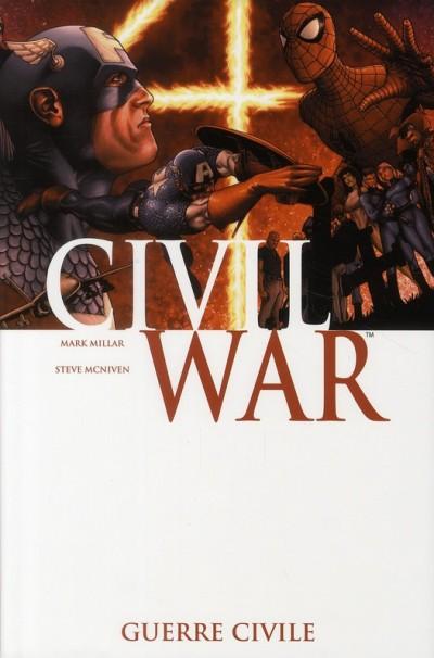 CIVIL WAR 1 : GUERRE CIVILE (2ème éd.)