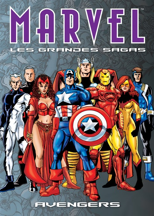 Marvel - Les Grandes Sagas 9 : Avengers