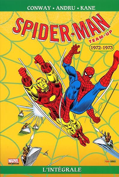 Spider-Man Team-Up : L'intégrale 1972-1973