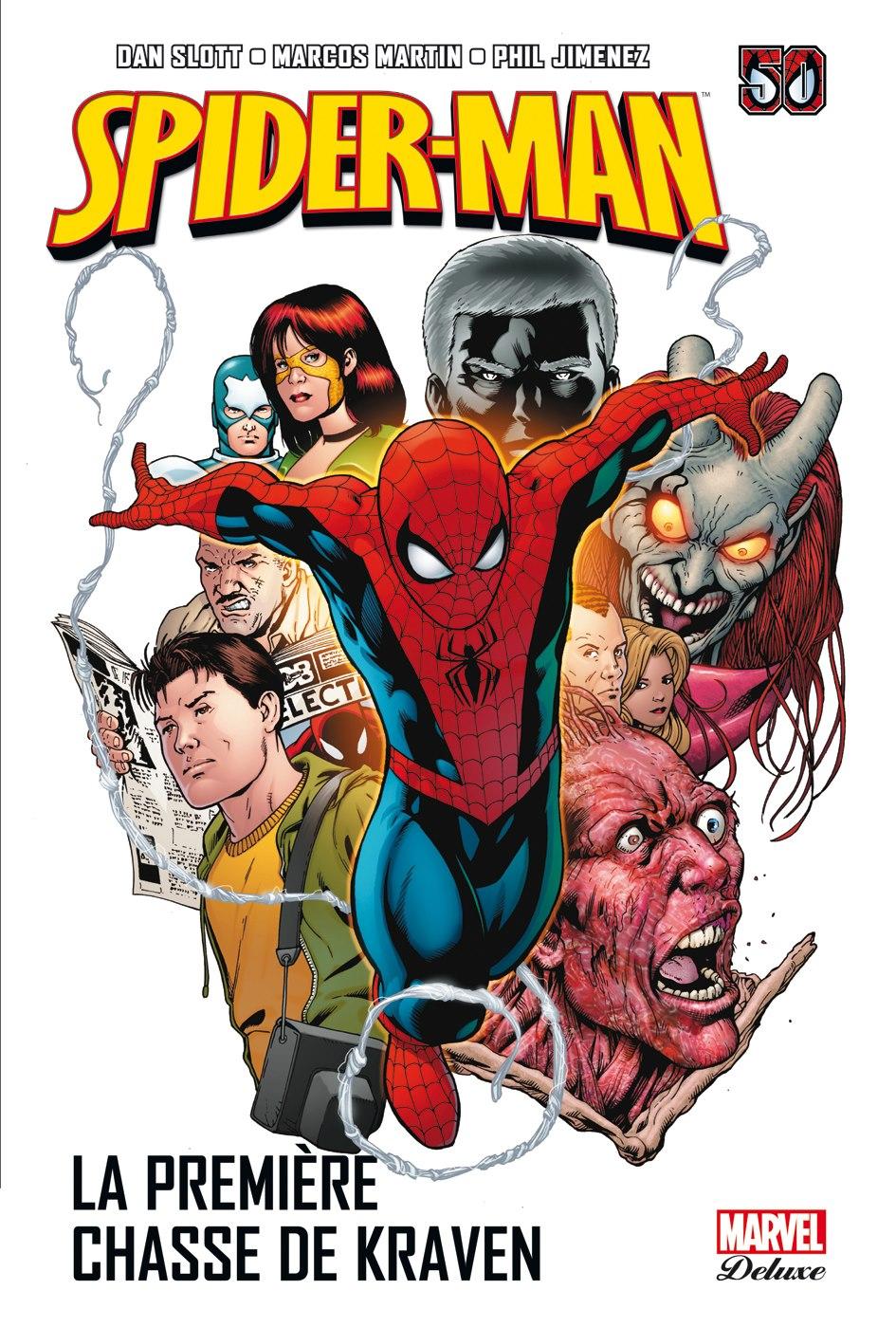 Spider-Man 2 - La Première Chasse de Kraven