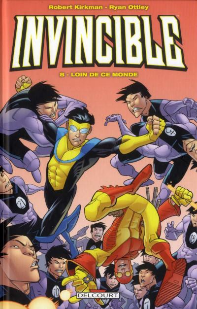 Invincible Tome 8: Loin de ce monde