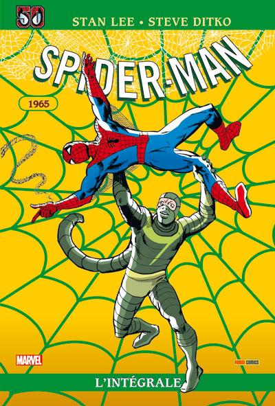 Spider-Man : L'intégrale 1965 (Réédition)