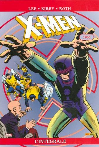 X-MEN : L'INTÉGRALE 1965