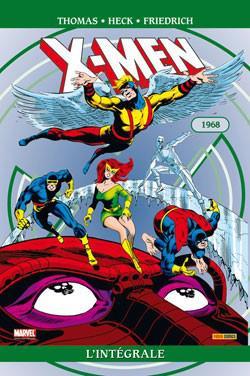 X-MEN : L'INTÉGRALE 1968