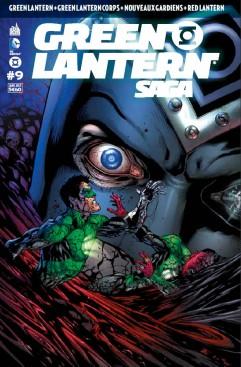 GREEN LANTERN SAGA #9