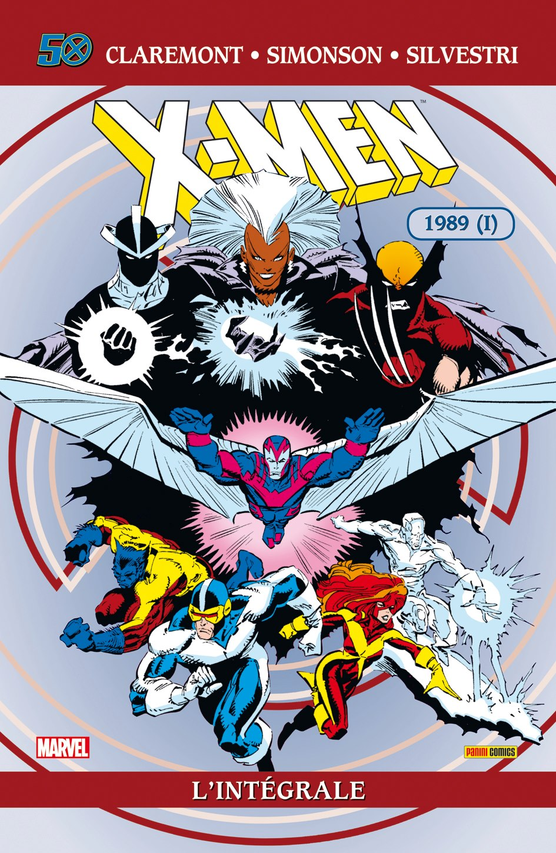 X-MEN : L'INTÉGRALE 1989 (I)