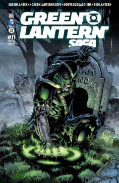 GREEN LANTERN SAGA #11