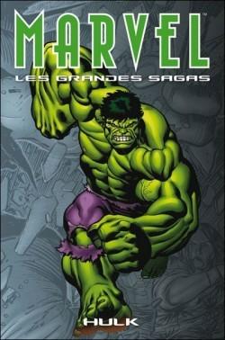Marvel les Grandes Sagas : Hulk
