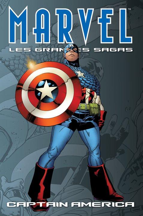 Marvel les Grandes Sagas : Captain America