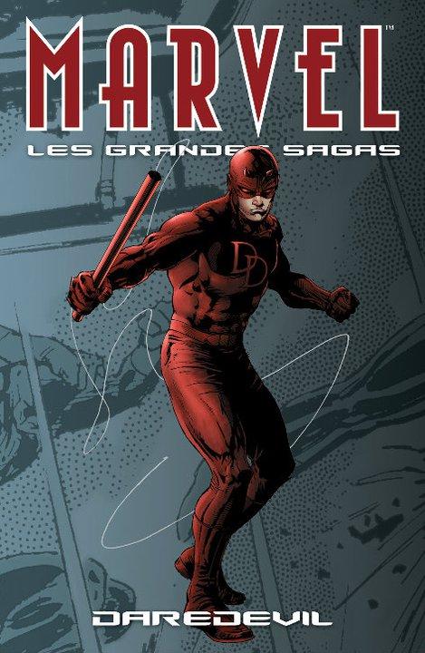 Marvel les Grandes Sagas : Daredevil