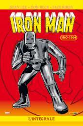 Iron Man l'Intégrale 1963-1964