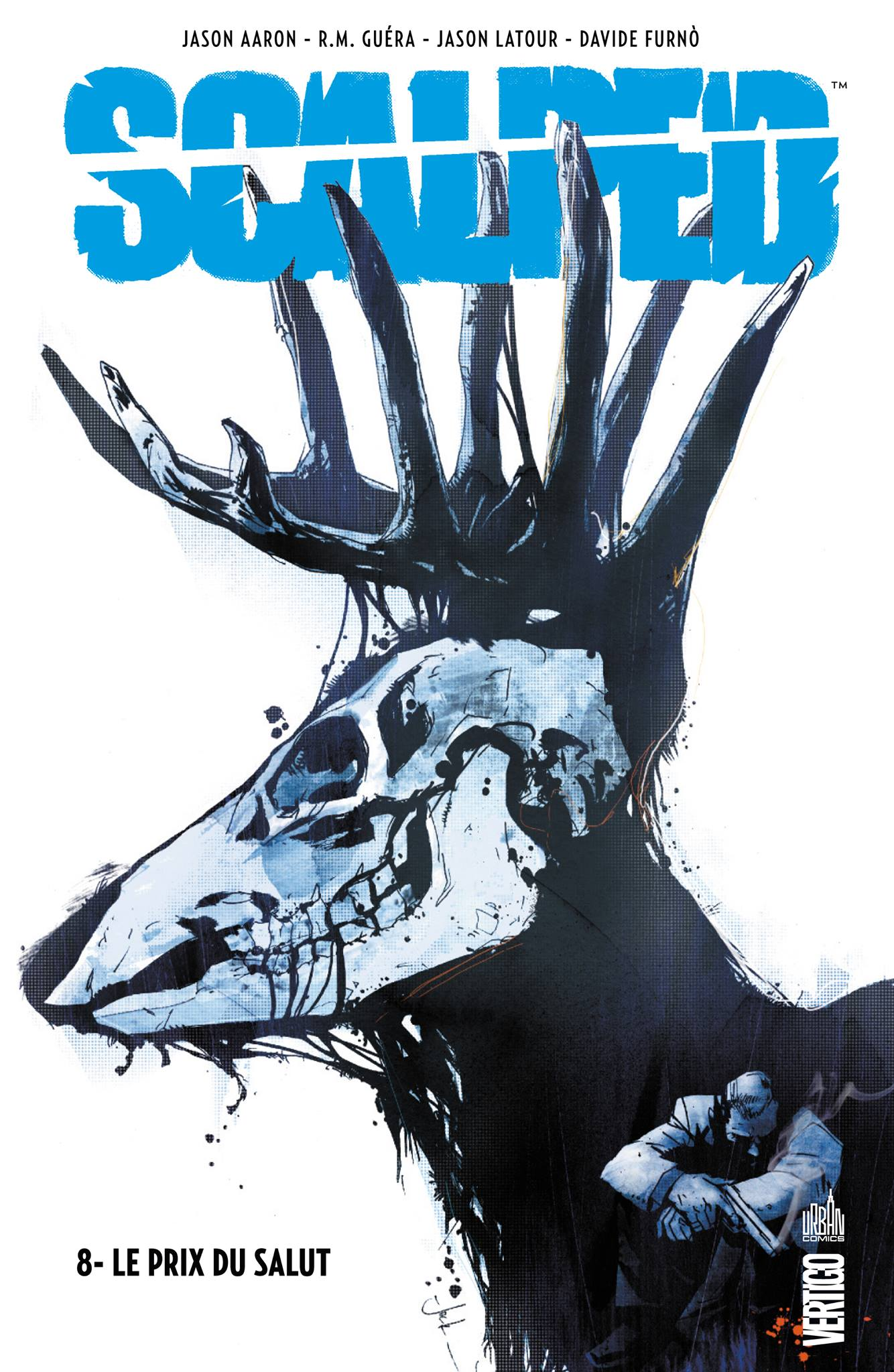 Scalped tome 8 SOUPLE