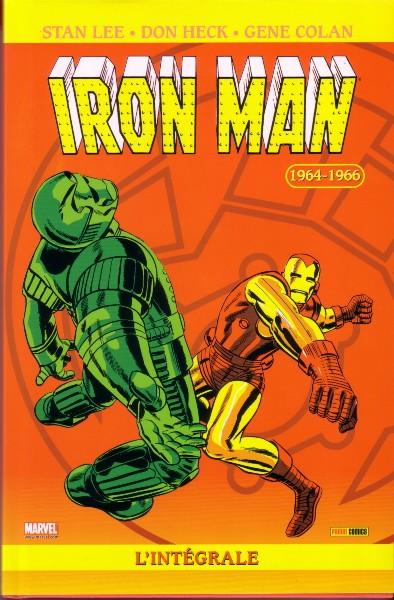 Iron Man l'Intégrale 1964-1966