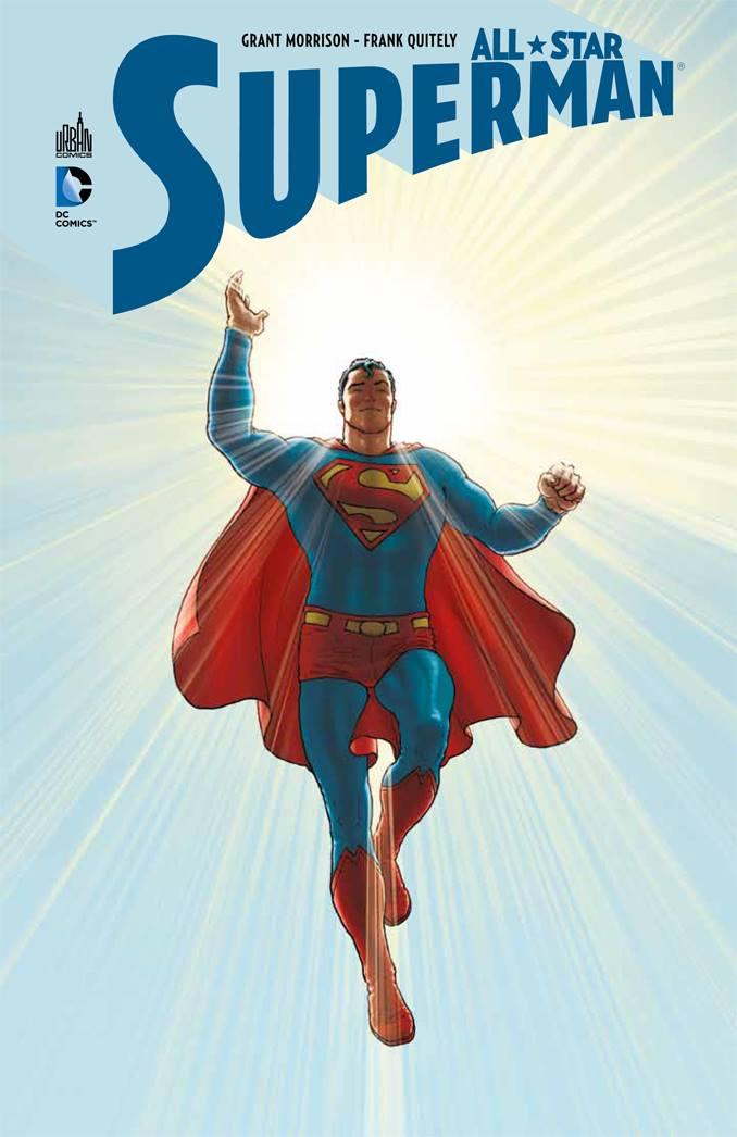 All-Star Superman + Bluray/dvd