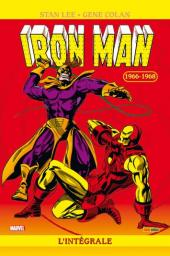 Iron Man l'Intégrale 1966-1968