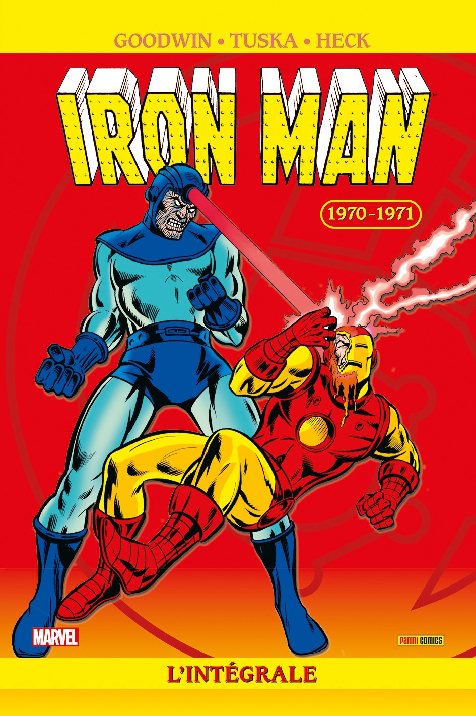 Iron Man l'Intégrale 1970-1971
