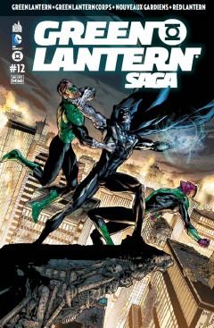 GREEN LANTERN SAGA #12
