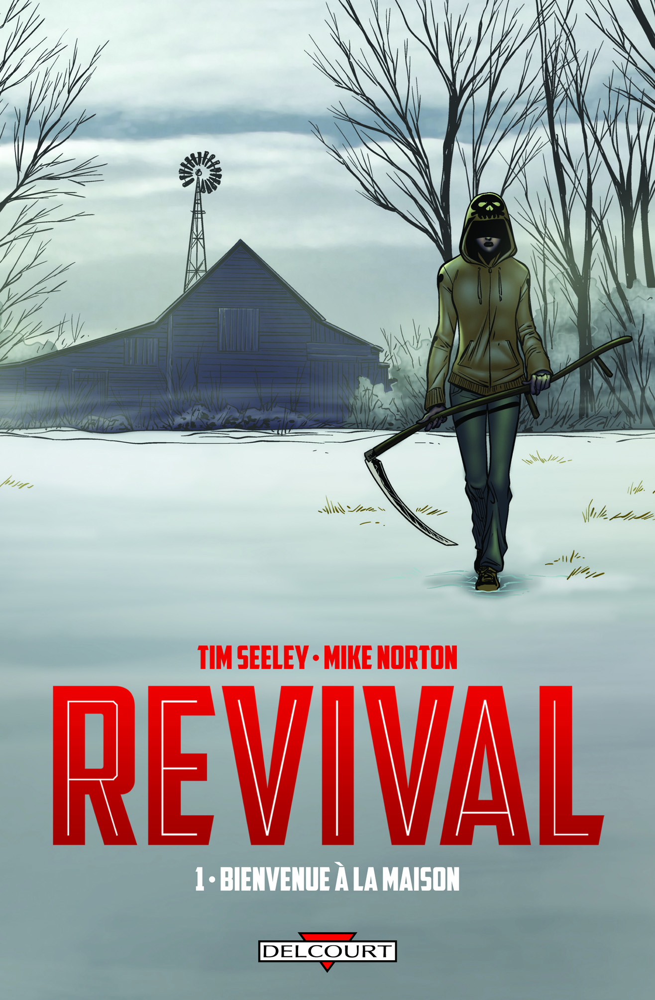 Revival Tomes 01-03