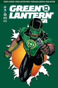 GREEN LANTERN SAGA #13
