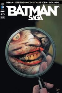 BATMAN SAGA #15