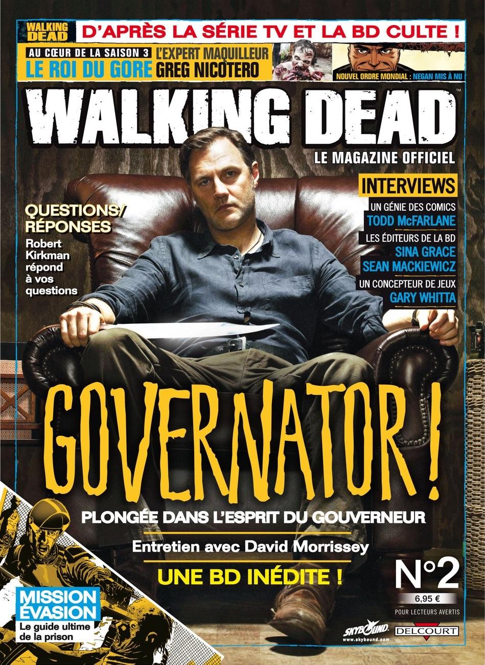 WALKING DEAD – LE MAGAZINE OFFICIEL #2