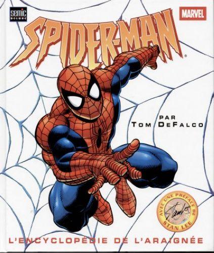 Spider-Man, l'encyclopédie de l'araignée