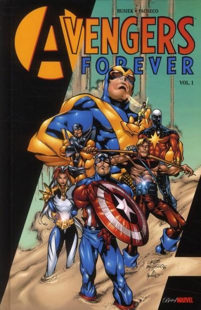 Marvel Best Of : Avengers Forever 1