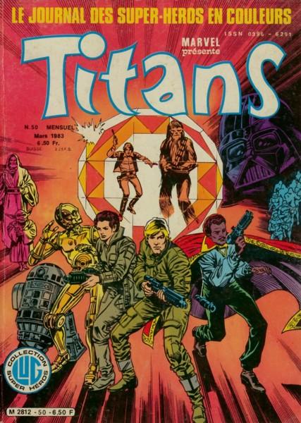 Titans 50