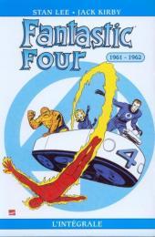 4 Fantastiques L'intégrale 1961-1962