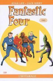 4 Fantastiques L'intégrale 1963