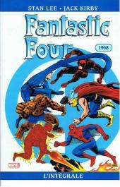 4 Fantastiques L'intégrale 1968