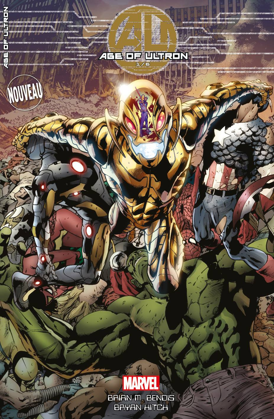 AGE OF ULTRON 1
