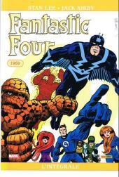 4 Fantastiques L'intégrale 1969