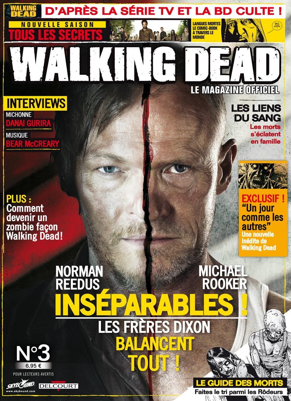 WALKING DEAD – LE MAGAZINE OFFICIEL #3A