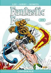 4 Fantastiques L'intégrale 1970