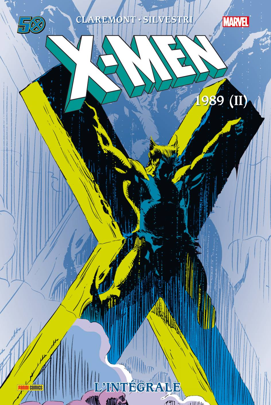 X-MEN : L'INTÉGRALE 1989 (II)
