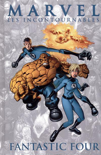 Marvel Les Incontournables 04: Fantastic Four