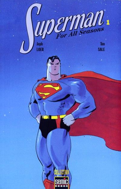 Superman : For All Seasons 1 - Printemps et Été
