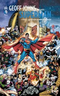 GEOFF JOHNS PRÉSENTE SUPERMAN TOME 4