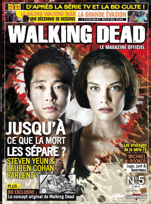 Walking Dead magazine 5
