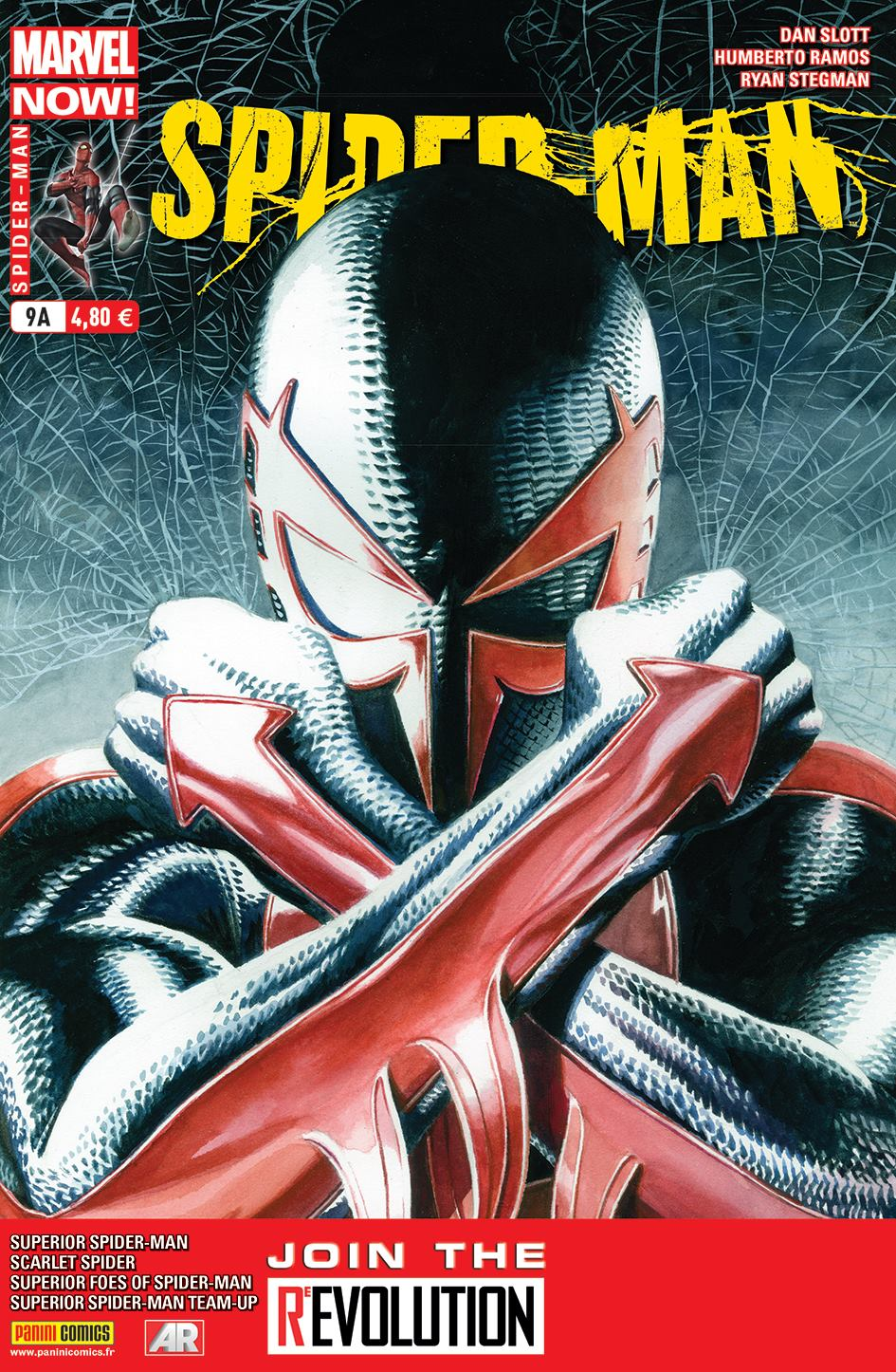 SPIDER-MAN 9 (Couv A)